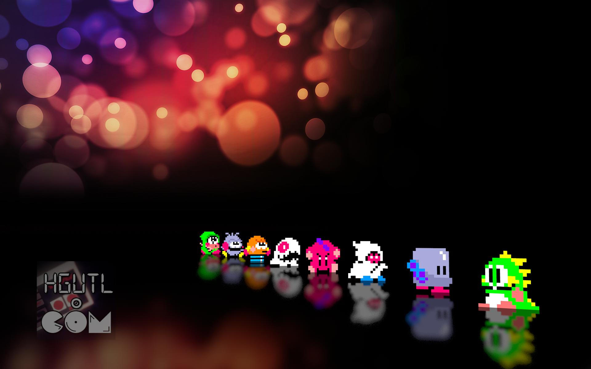 Bubble Bobble How Games Used To Look