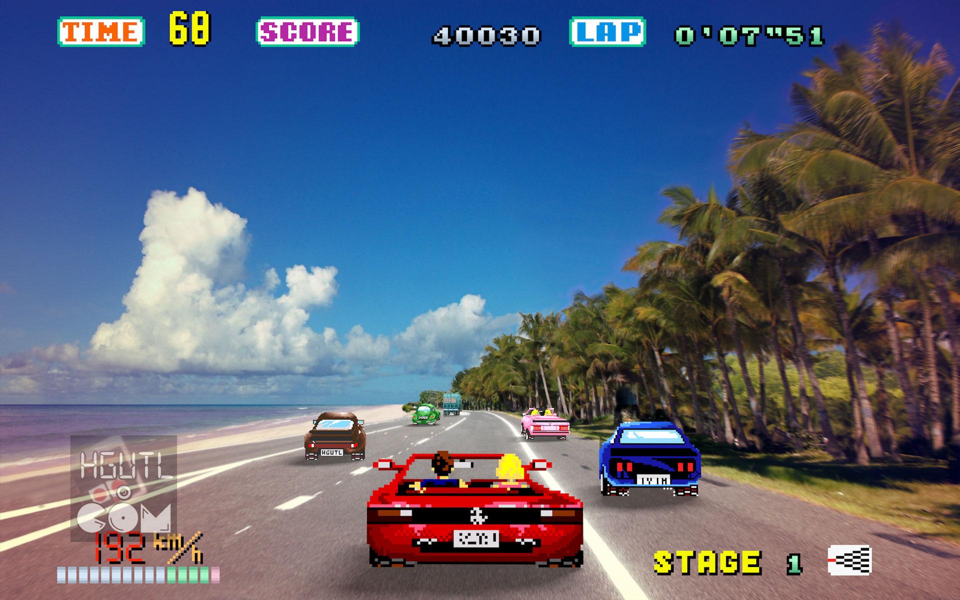 Auto Car Driving Games