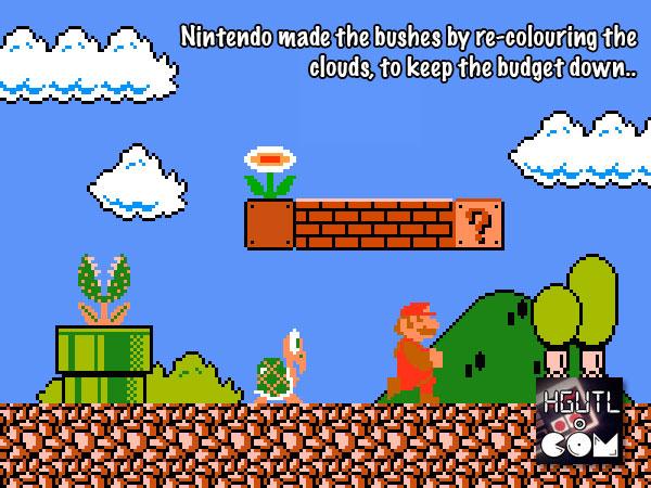 Mario-clouds