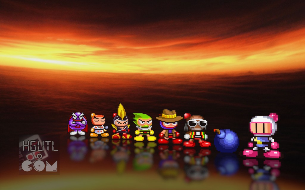 bomberman-panic-enemies-wallpaper