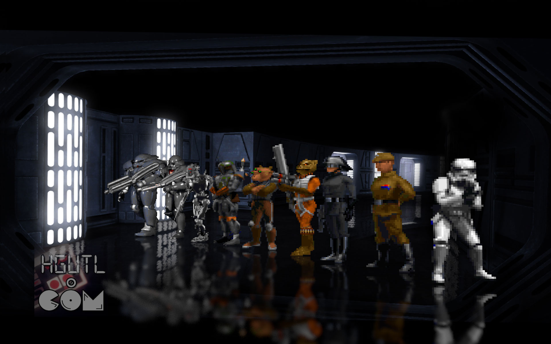 Star Wars Dark Forces How Games Used To Look