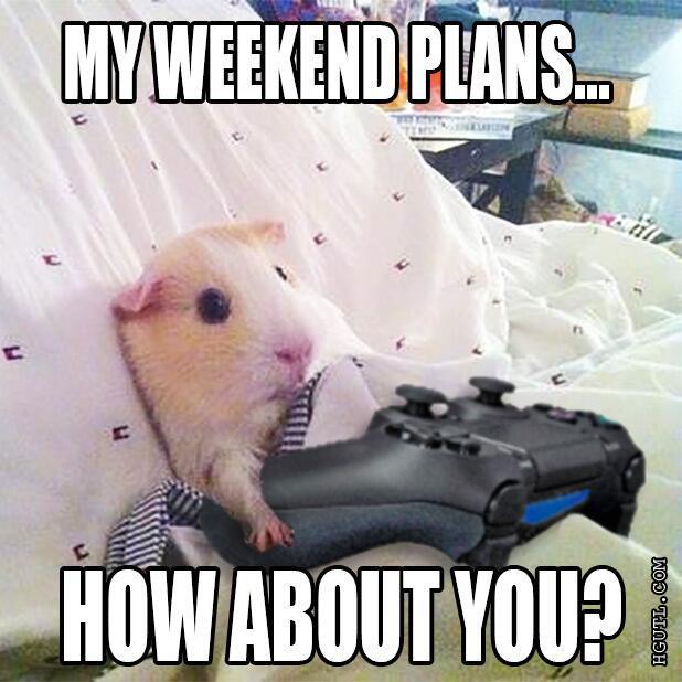 my-weekend-plans